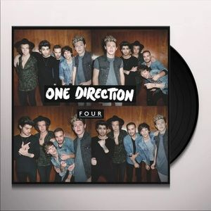 NEW one direction FOUR vinyl
